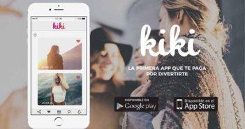 Kiki, la primera app de citas que ofrece una remuneración económica a los usuarios