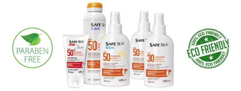 Safe Sea, una crema solar que desactiva el mecanismo de picadura de la carabela portuguesa