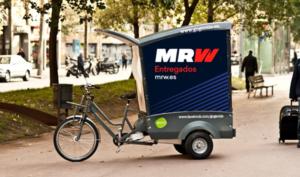 ¿Buscas una empresa de transporte urgente que cuide el planeta? MRW cuenta con una flota sin impacto medioambiental