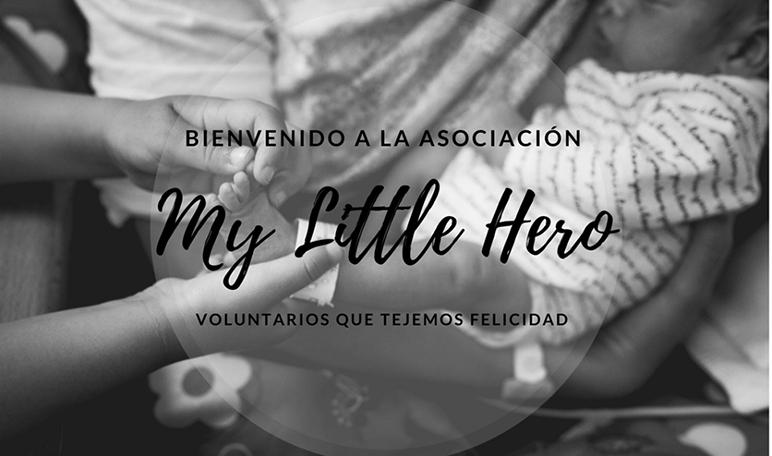 My Little hero prematuro: gorritos, patucos y mantitas para bebés prematuros