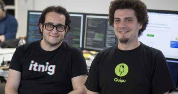 Entrevistamos a los emprendedores Roger Dobaño y Albert Bellonch, fundadores de Quipu