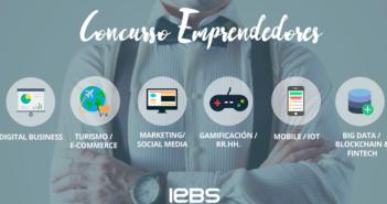 IEBS convoca su Concurso de Emprendedores para apoyar el desarrollo de ideas innovadoras