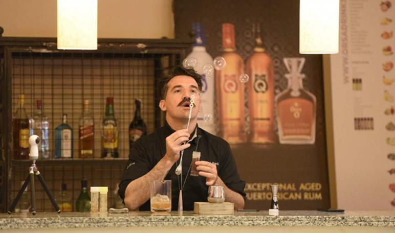 ¿Te apasiona el mundo de la coctelería? Puedes asistir a Tale of Cocktails