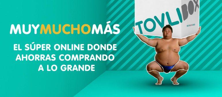 Tovlibox, un supermercado on-line donde es posible comprar productos de gran formato