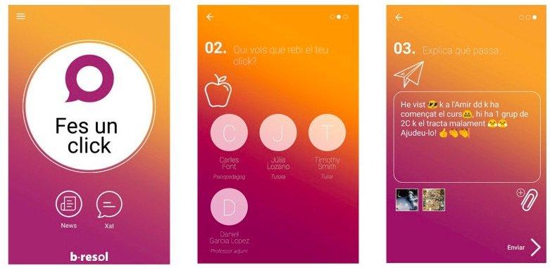 B-Resol, una app que ayuda a detectar posibles casos de anorexia y bulimia - Diario de Emprendedores