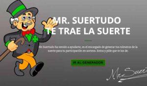 Mr. Suertudo, un simpático personaje que ha llegado para traer suerte - Diario de Emprendedores