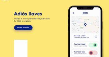 Akiles, una app para abrir las puertas con el móvil - Diario de Emprendedores