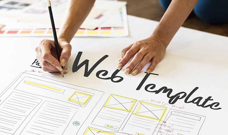 6 errores frecuentes en el diseño de una página web - Diario de Emprendedores