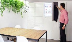 Mayordomo, un sistema de recepción de paquetería para edificios de viviendas y oficinas - Diario de Emprendedores