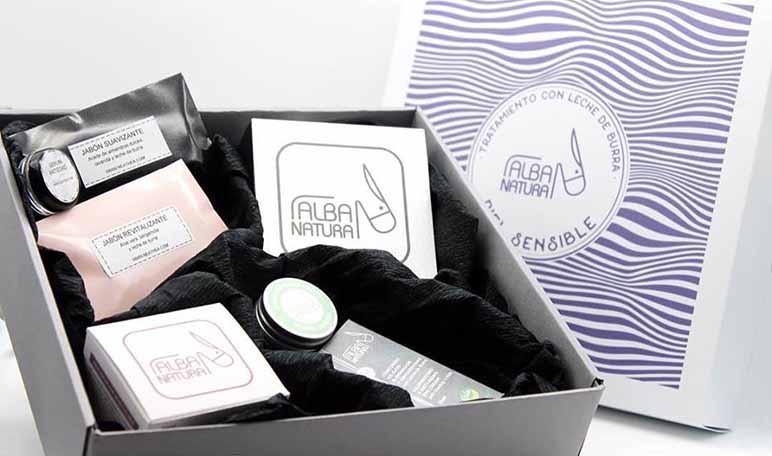 La emprendedora Elsa García crea Neathea, una marca de cosmética con leche de burra - Diario de Emprendedores