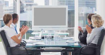Un 86 % de los trabajadores asegura que las videoconferencias aceleran la toma de decisiones - Diario de Emprendedores