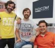 Entrevistamos a los emprendedores Eduardo Ruiz, Eduardo Marqués y Pablo Gilsanz, creadores de INDICOM BRANDS - Diario de Emprendedores