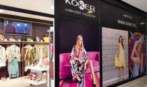 KOKER lleva las últimas tendencias a sus establecimientos en menos de dos semanas - Diario de Emprendedores