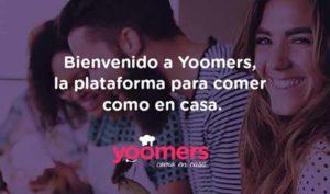 Yoomers conecta a apasionados de la cocina con personas que buscan comida casera - Diario de Emprendedores