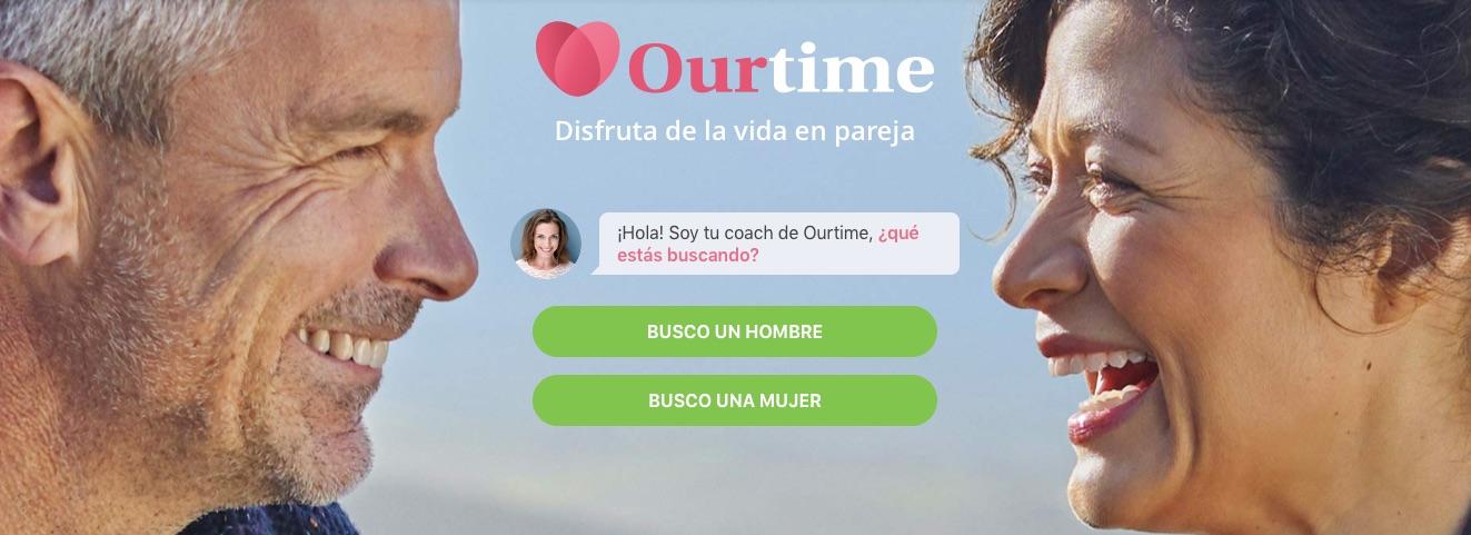 Llega Ourtime, una app de citas para solteros mayores de 50 años - Diario de Emprendedores