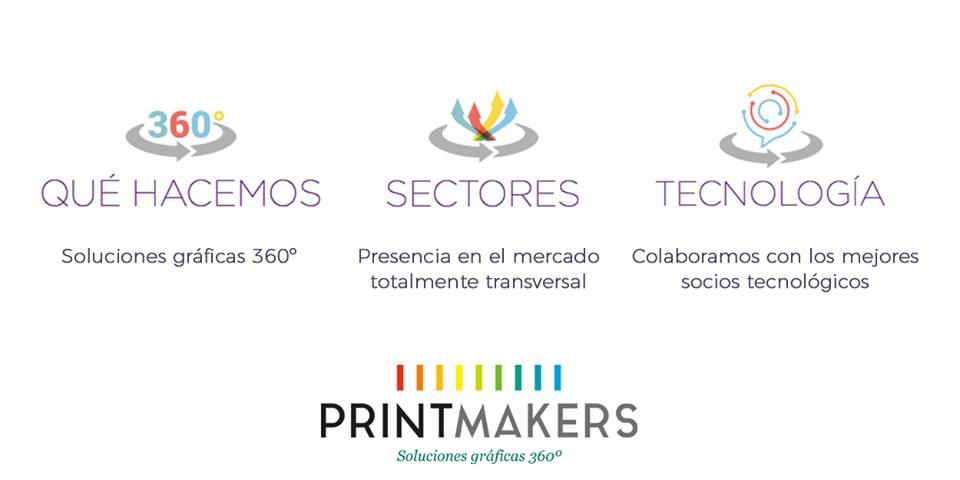 La compañía de soluciones gráficas Printmakers invierte 100.000 euros en una prensa de impresión digital - Diario de Emprendedores