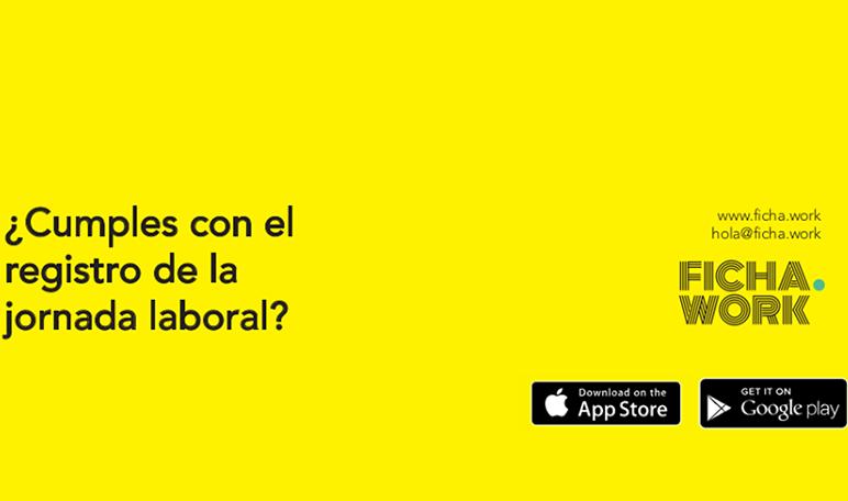 La app Ficha.Work ayuda a las empresas a registrar la jornada laboral con más facilidad - Diario de Emprendedores