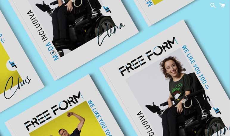 Dos emprendedoras crean una tienda on-line de moda para personas con movilidad reducida - Diario de Emprendedores