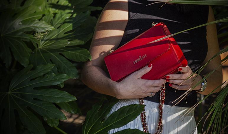 Moriah Accessories, una marca española de bolsos de piel fabricados con tintes vegetales - Diario de Emprendedores