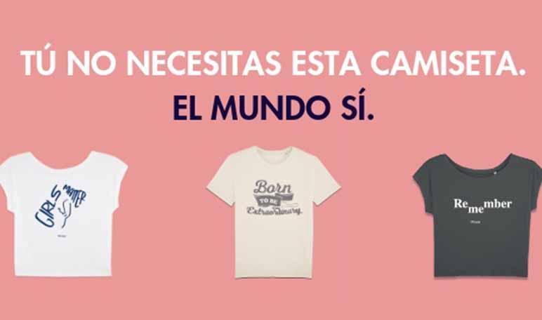 Uttopy, una startup de camisetas con mensajes activistas creada por la emprendedora Inés Echevarría - Diario de Emprendedores