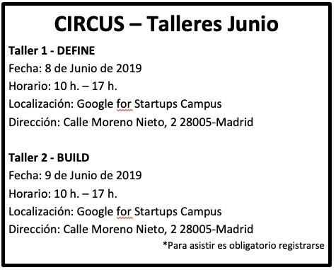 Circus acerca el mundo digital a los profesionales mediante charlas y formación gratuita - Diario de Emprendedores