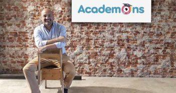 Entrevistamos al emprendedor Raúl Orejas, fundador de la aplicación educativa Academons - Diario de Emprendedores