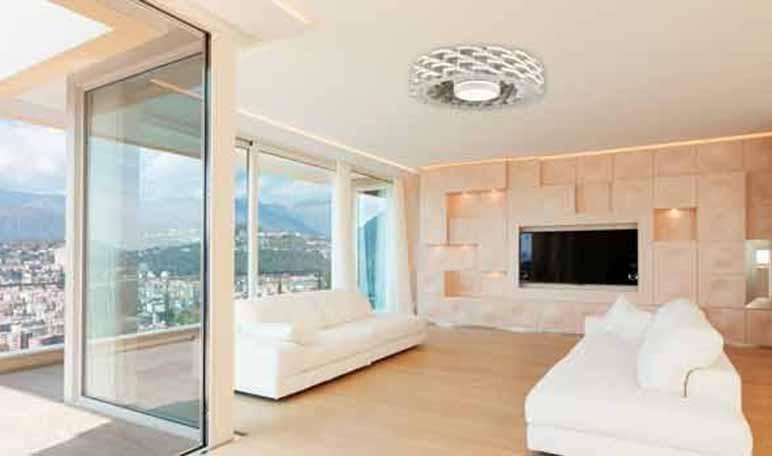 ¿Te gustaría reducir el gasto en aire acondicionado en un 50 %? Usa un ventilador de techo - Diario de Emprendedores