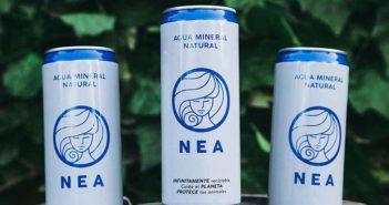 NEA, un agua mineral con un envase eternamente reciclable - Diario de Emprendedores