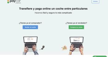 Paycar permite comprar on-line un vehículo de segunda mano de forma segura - Diario de Emprendedores