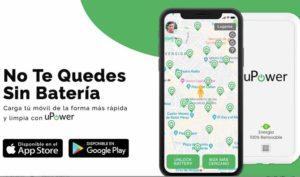 uPOWER, un servicio de alquiler de baterías móviles que ofrece la carga más rápida del mercado - Diario de Emprendedores