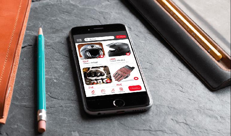 Un emprendedor jerezano crea UVES, una app para comprar y vender equipación motera - Diario de Emprendedores