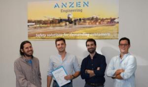 El software de Anzen permite automatizar los procesos de seguridad y reducir los errores humanos - Diario de Emprendedores