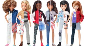 Llega Creatable World, una colección de muñecos de género inclusivo - Diario de Emprendedores