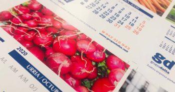 Grupo Delta dedicará el calendario de 2020 a quienes llevan las verduras y frutas frescas a los mercados - Diario de Emprendedores