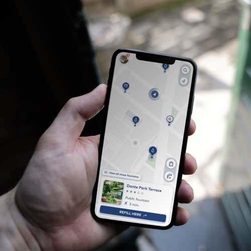 El emprendedor Carlos Ferrando crea la primera app que reduce el consumo de botellas de plástico - Diario de Emprendedores