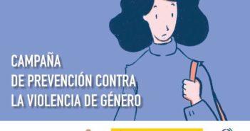 El ayuntamiento de Monóvar lanza una campaña contra la violencia de género a través de servilletas, carteles y folletos - Diario de Emprendedores