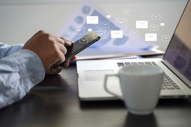 El 90 % de los emails que llegan a nuestra bandeja de entrada no tienen valor o no son urgentes - Diario de Emprendedores