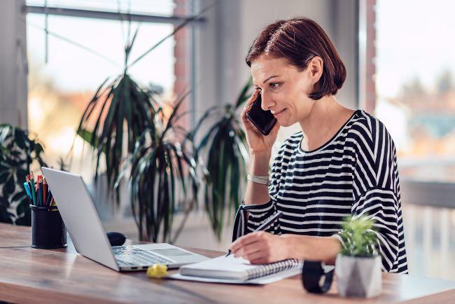5 beneficios de trabajar desde casa para empresas y empleados - Diario de Emprendedores