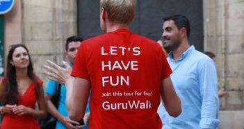 GuruWalk, una startup valenciana de free tours que ha conseguido un millón de euros de financiación - Diario de Emprendedores