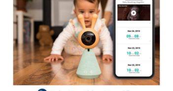 KamiBaby, un monitor de bebé inteligente que busca financiación en Indiegogo - Diario de Emprendedores