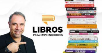 Libros para emprendedores es el podcast sobre emprendimiento número 1 en español - Diario de Emprendedores