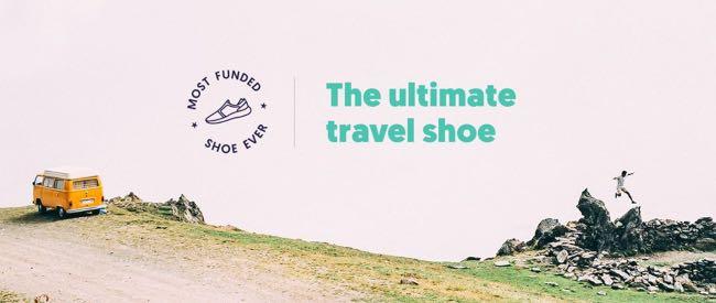 Tropicfeel, una startup de calzado para viajar que ha conseguido más de 700.000 euros en 3 horas - Diario de Emprendedores