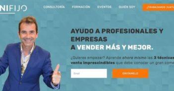 El consultor Toni Fijo nos da las claves para construir un proceso de venta exitoso - Diario de Emprendedores