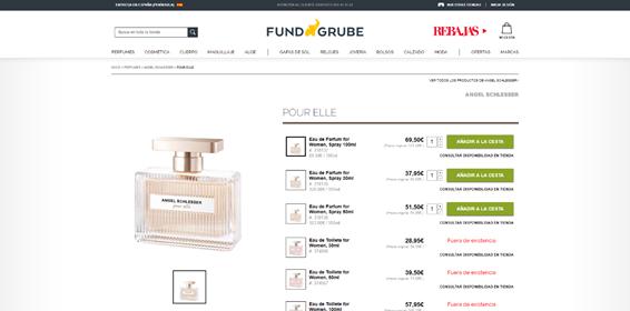 Un estudio revela cuáles son los ecommerce con las mejores ofertas en perfumes - Diario de Emprendedores