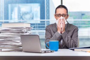 ¿Qué pueden hacer los autónomos ante la gripe y otras enfermedades comunes? - Diario de Emprendedores