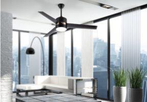 El ventilador de techo Inverter ofrece hasta un 30 % de ahorro energético - Diario de Emprendedores