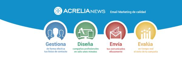 La plataforma de email marketing Acrelia integra un nuevo servicio para verificar emails - Diario de Emprendedores