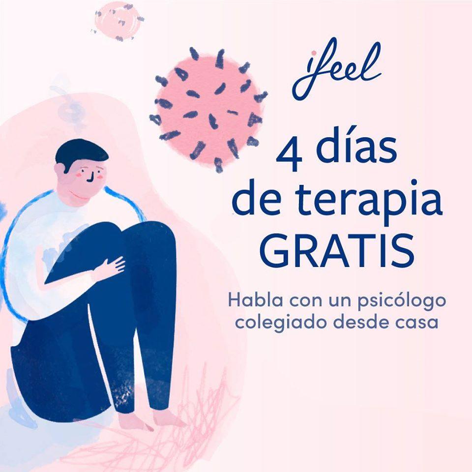 La app ifeel ofrece psicólogos on-line de forma gratuita por la pandemia del Covid-19 - Diario de Emprendedores