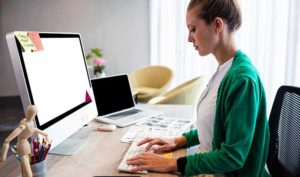 5 trucos para trabajar en casa de manera eficiente - Diario de Emprendedores