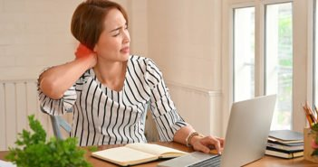 Cómo cuidar la espalda durante la época de teletrabajo - Diario de Emprendedores